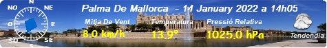 Majorca Weather